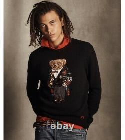 $398+ RARE NWT POLO RALPH LAUREN Mens XXL 2XL Holiday 2020 Duffel Bear Sweater