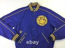 $498 Polo Ralph Lauren Men Sportsman Letterman P-Wing Varsity Baseball Jacket