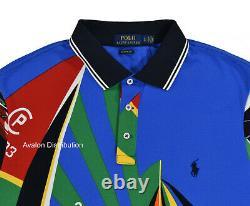 Polo Ralph Lauren Classic Fit CP-93 Sailing Sailboat Mesh Shirt New