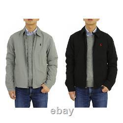 Polo Ralph Lauren Full Zip Light Jacket Coat - 2-colors