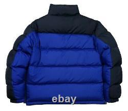Polo Ralph Lauren Men's Royal Blue/Navy Water Repellent Down Puffer Ski Jacket