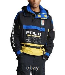 Polo Ralph Lauren Mens Alpine Colorblocked Graphic jacket Ski Stadium