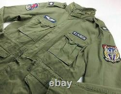 Polo Ralph Lauren Military Army M-65 One Star Patch Officer Soldier Field Jacket