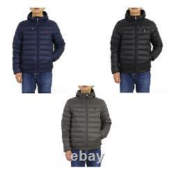 Polo Ralph Lauren Packable Hooded Down Jacket Coat Puffer - 3 colors