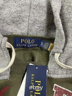 Polo Ralph Lauren Polo Sportsman Hoodie Sweatshirt Country Outdoors XL
