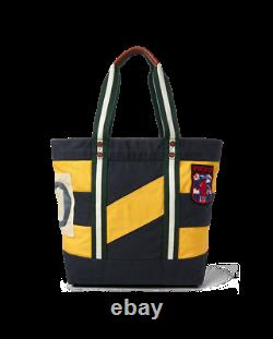 Polo Ralph Lauren Rugby Canvas Carryall Tote Bag