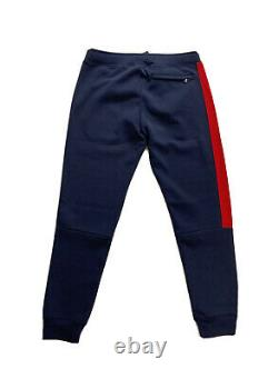 Polo Ralph Lauren Spell Out Colorblock Mesh Tracksuit Navy New WithTags Mens XL