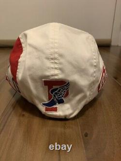Polo Ralph Lauren Stadium Long Bill Hat 1992 White P-Wing size L/XL BNWT RL67