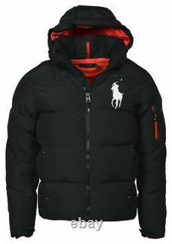 Polo Ralph Lauren TYROL Big Pony Hooded Down Puffer Jacket SM MED LRG XL XXL NWT