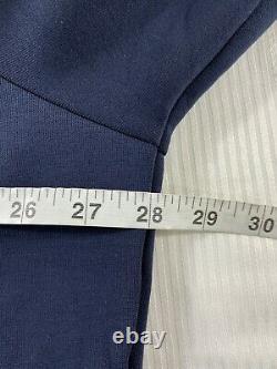 Polo Ralph Lauren USA Spell Out Colorblock Double Knit 1/4 Zip Tracksuit Men XXL