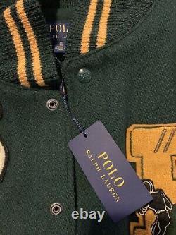 Polo Ralph Lauren Varsity Jacket XL