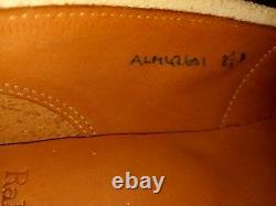 RALPH LAUREN SHOES by Crockett & Jones Size 8 1/2 Made in England