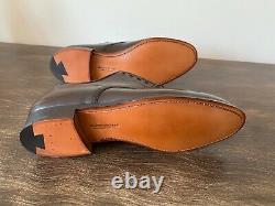 RALPH LAUREN by Crockett & Jones shoes genuine shell cordovan New w box 8 E