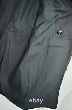 RRL Ralph Lauren Limited Edition Admiral Military Official Jacket Men's Medium M