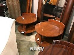 Ralph Lauren Modern Hollywood End Table