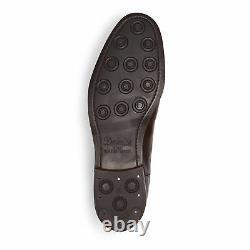 Ralph Lauren Purple Label Crockett & Jones Leather Ruddington Chelsea Boots NIB