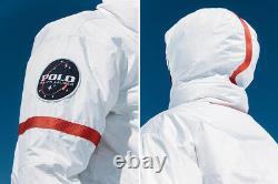 VTG Polo Ralph Lauren NASA Jacket POLO 11 Astronauts Spaceman HEATED Down Ski